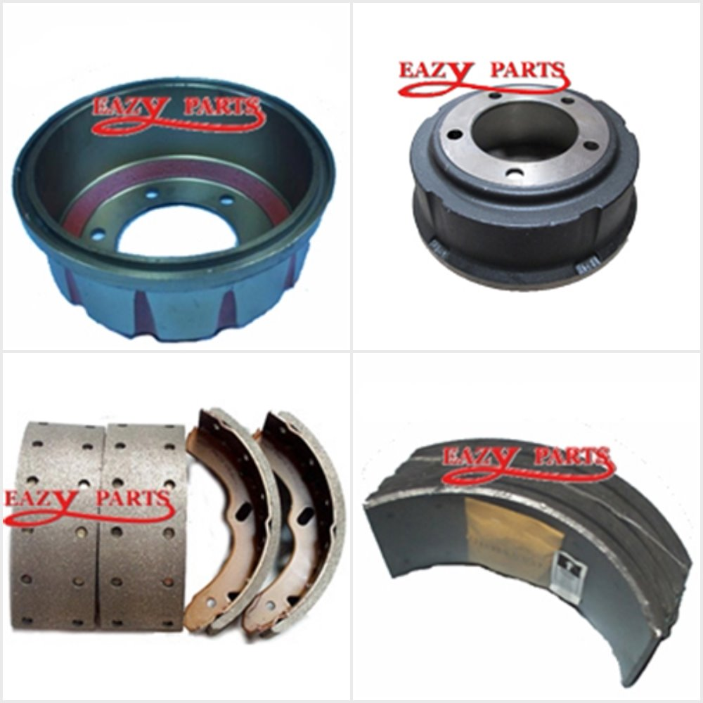 BRAKE DRUMS & LINING SETS